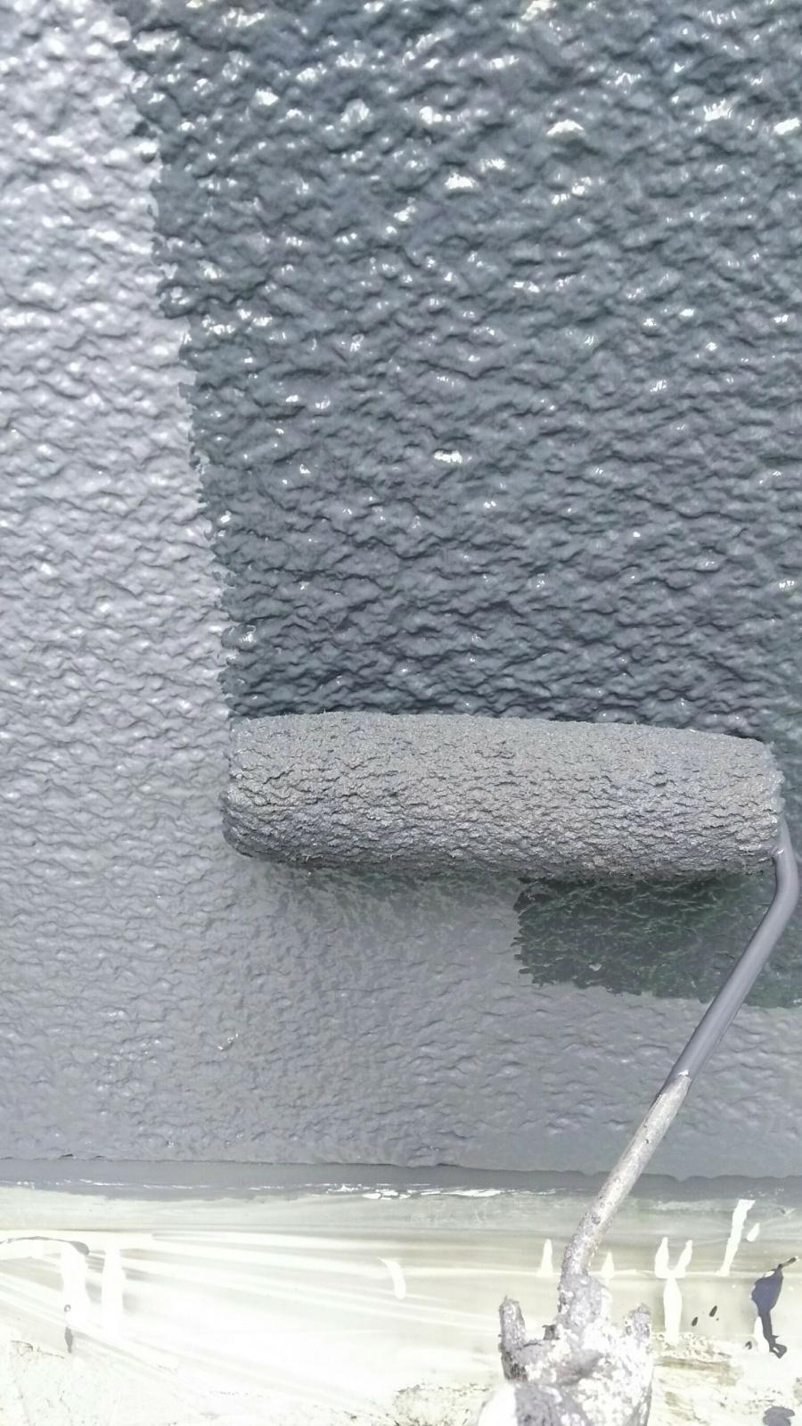 濃い色の壁上塗り_180522_0007