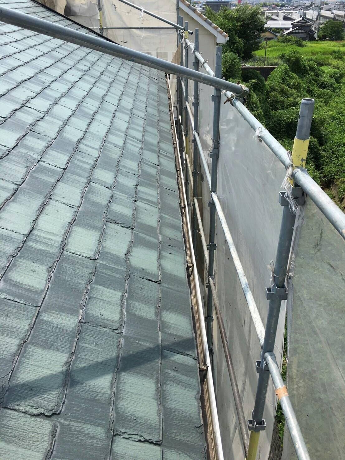 パミールの屋根材