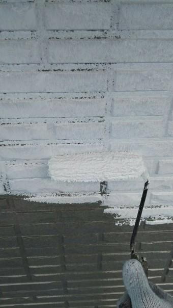 壁、下塗り途中です_180522_0015